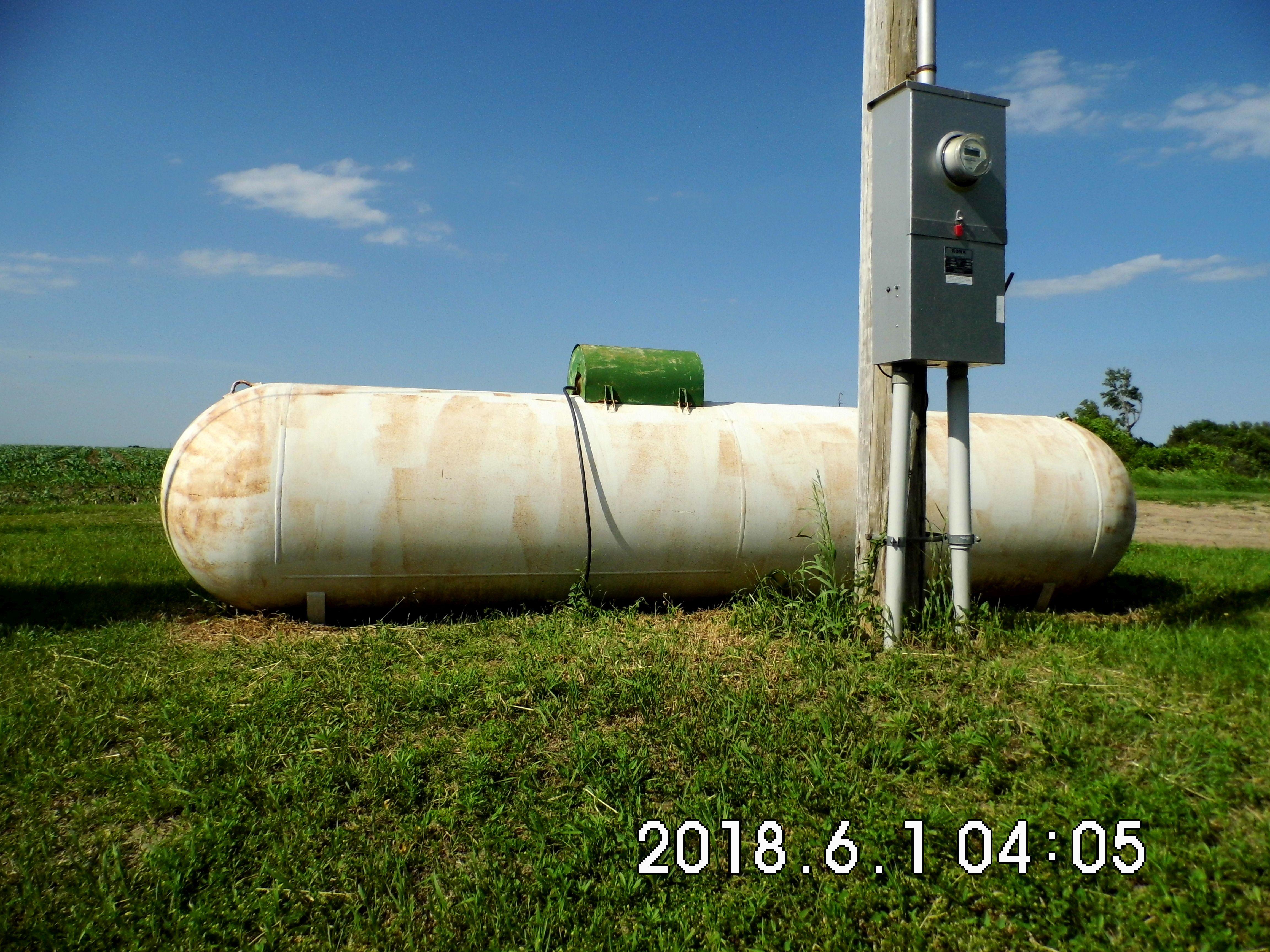10 LP tank
