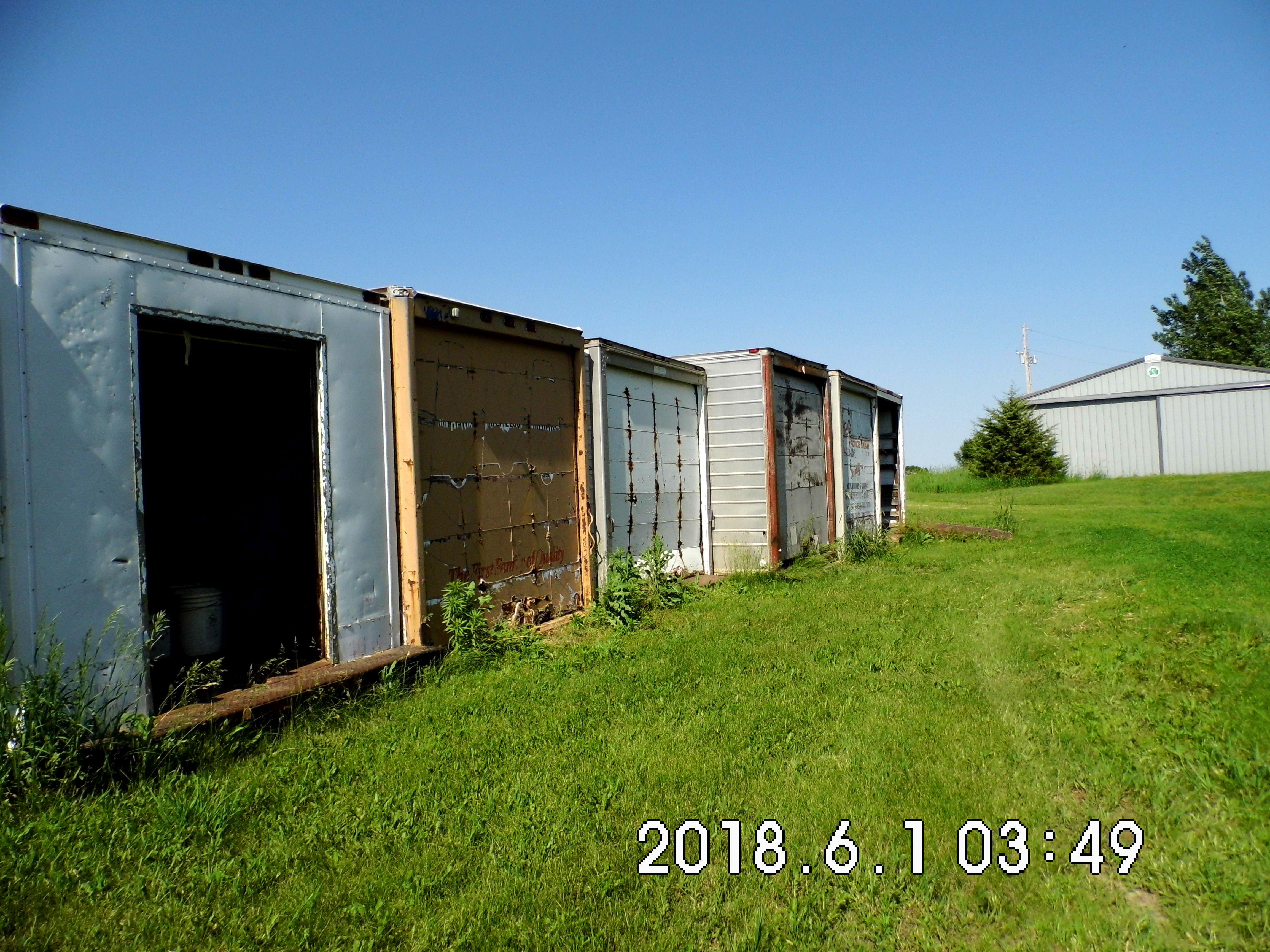 11.1 Storage van bodies