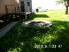 9 Septic Tank cover.