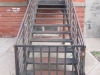 1 Steel fire escape ladders