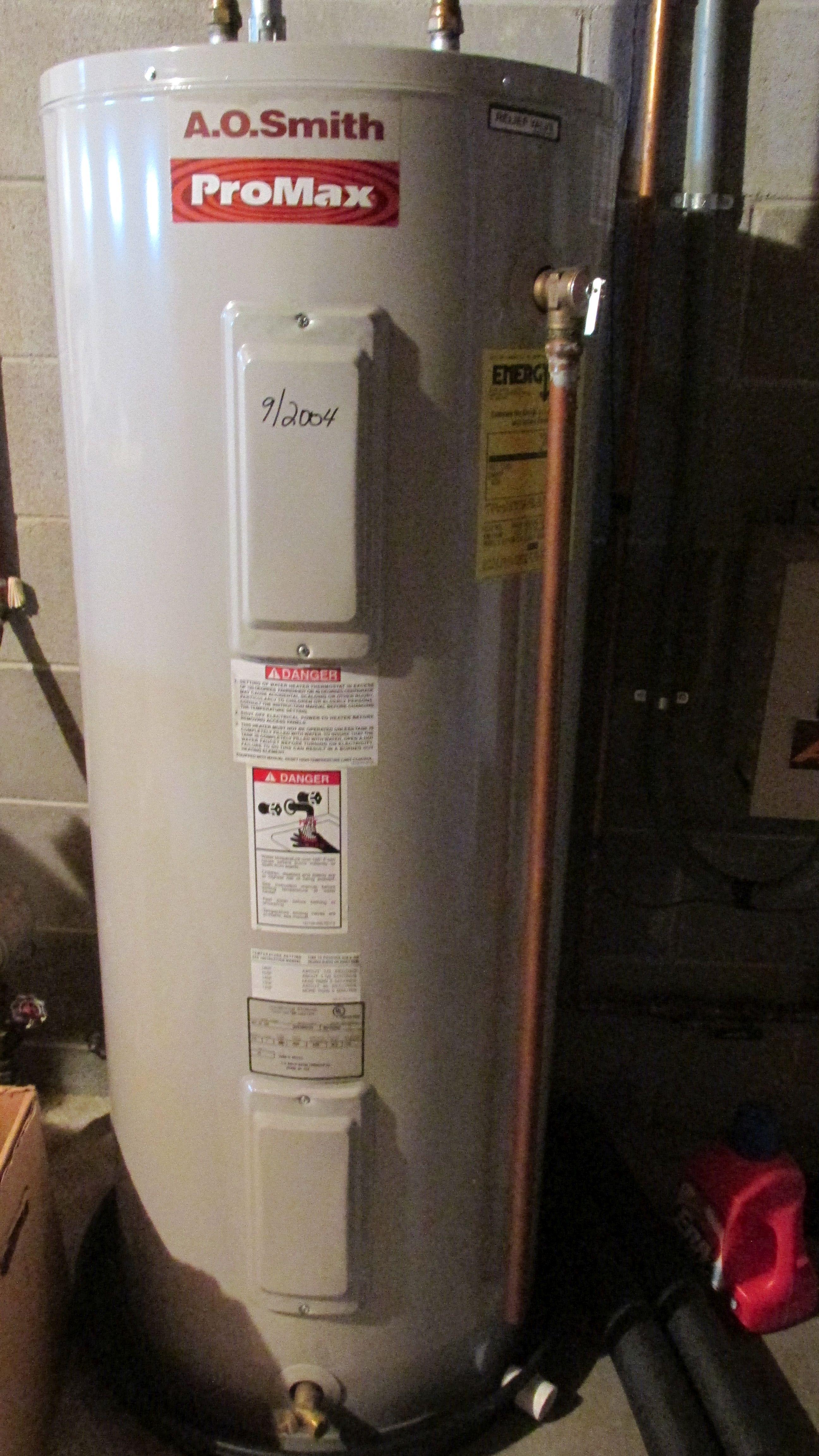 10 Water Heater