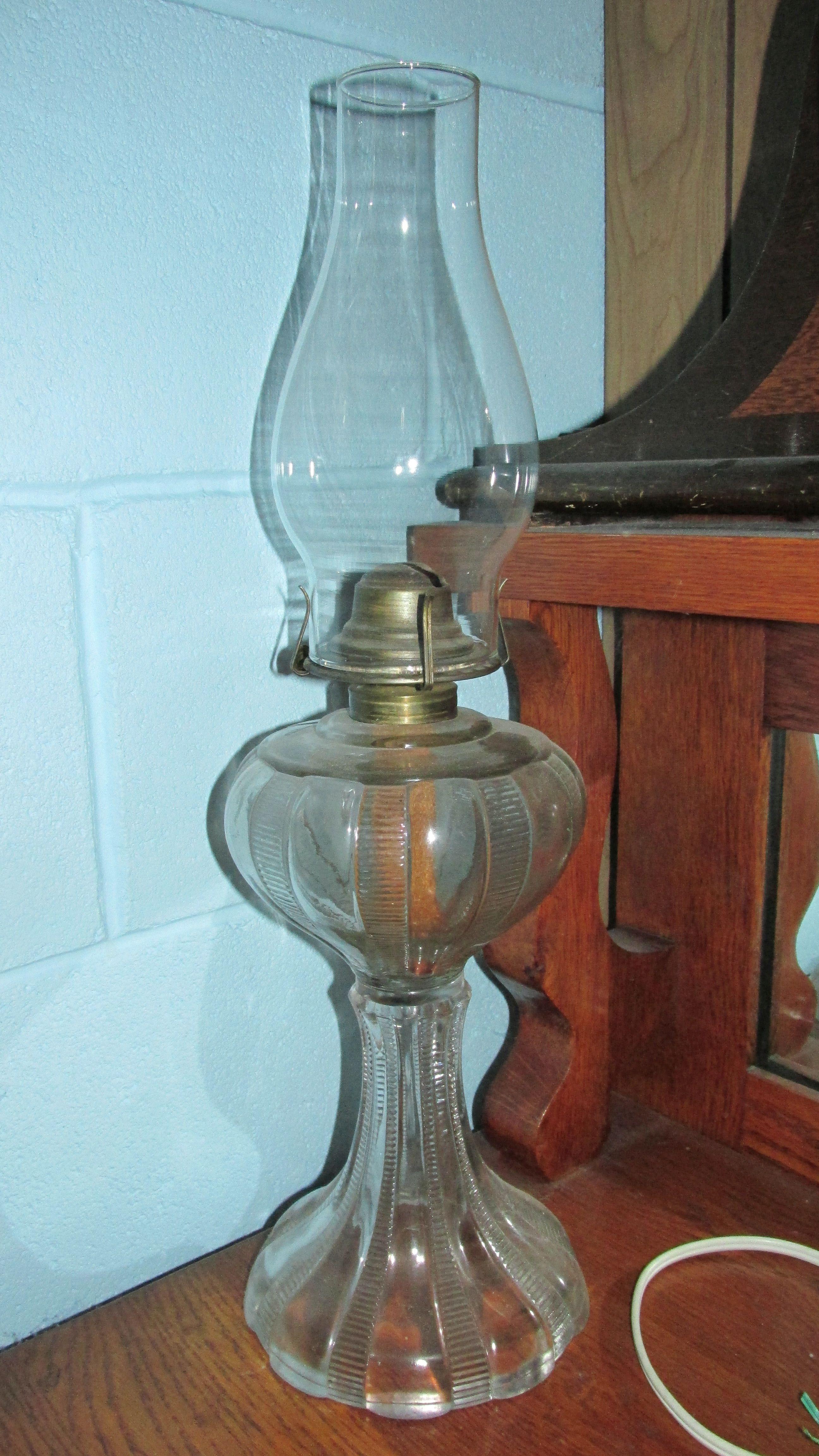 1.1 Kerosene Lamp