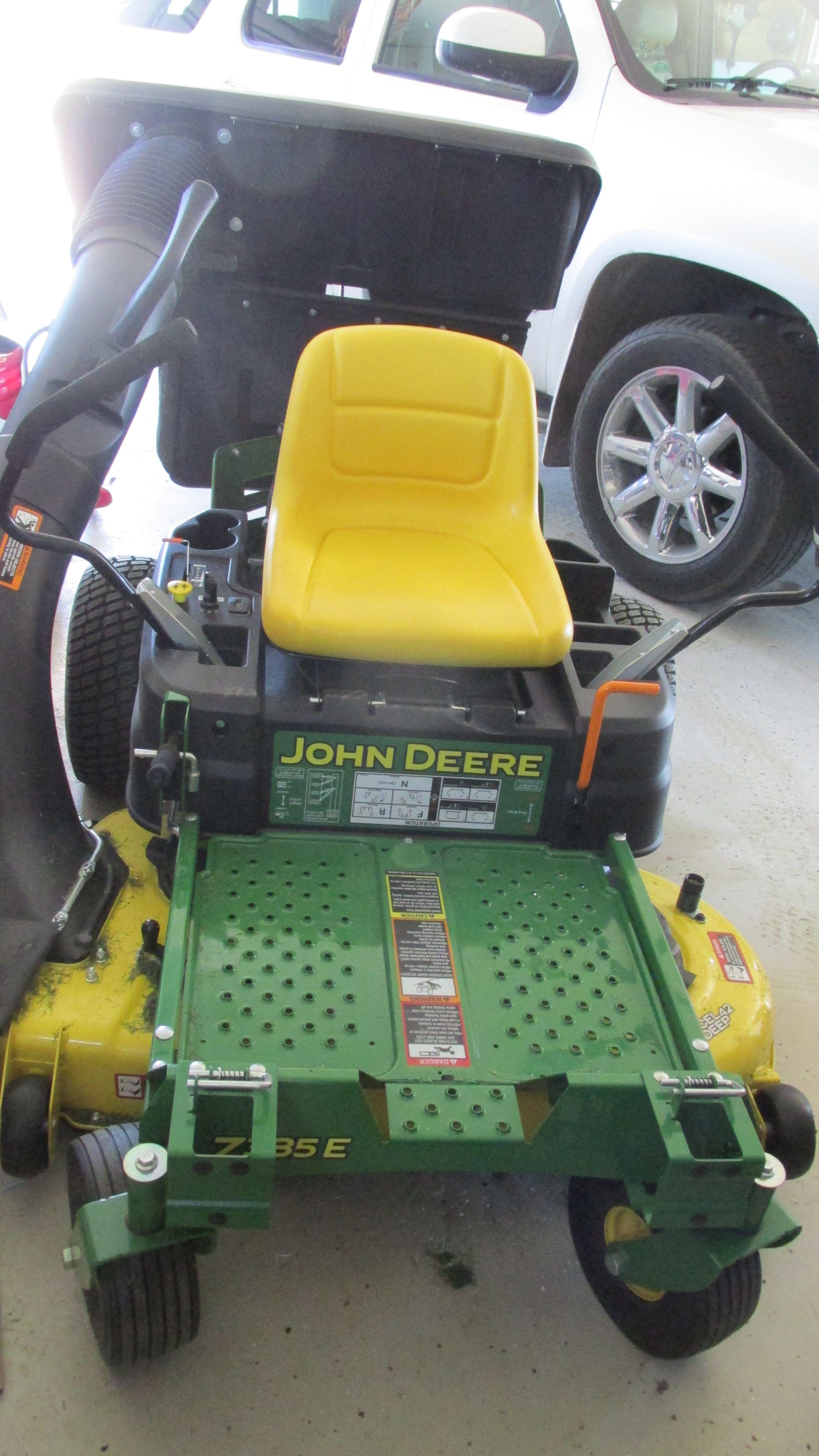 3.1 JD Mower