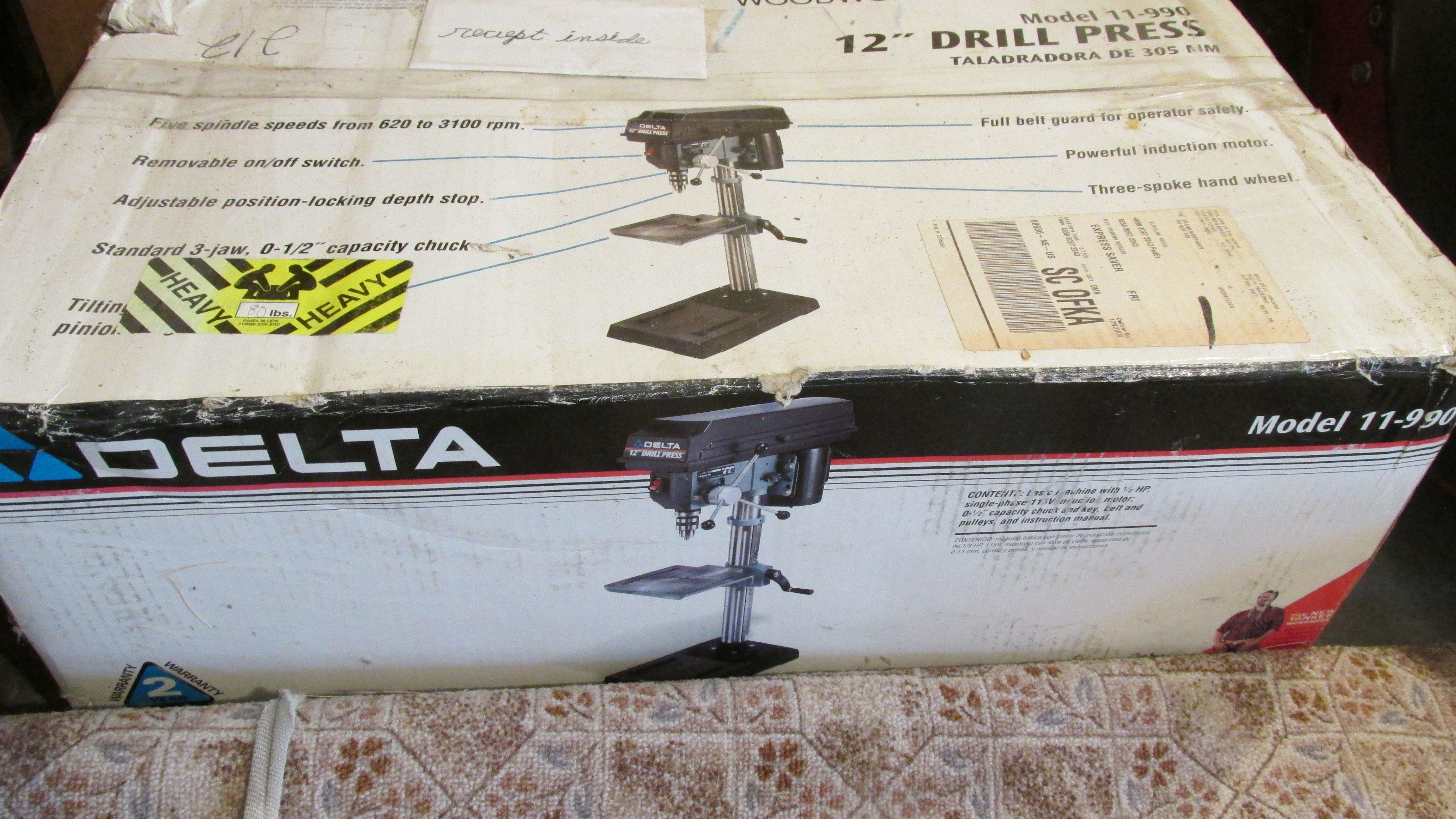 3.11 Delta Tools