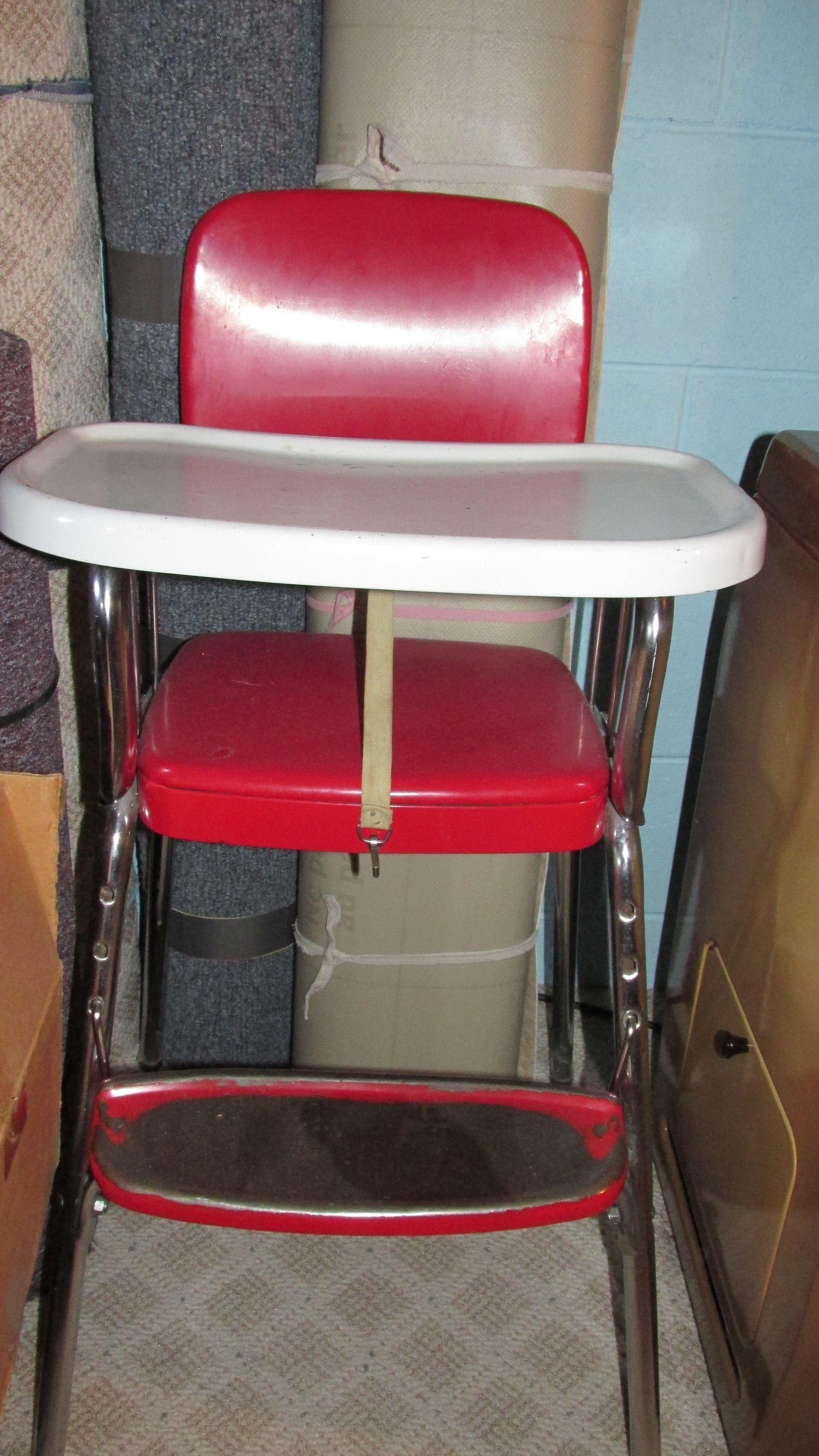 Metal High Chair