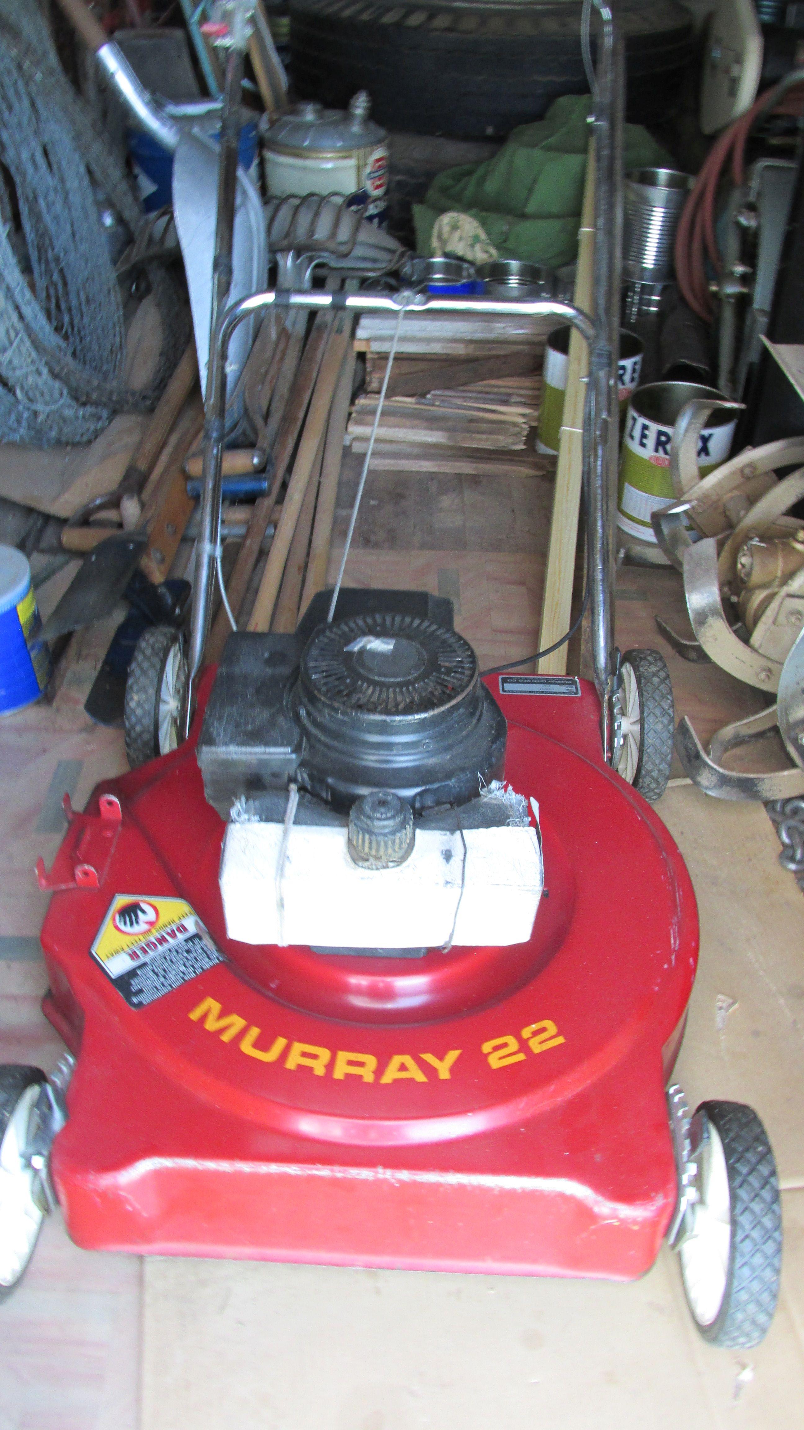 Murray Lawn Mower