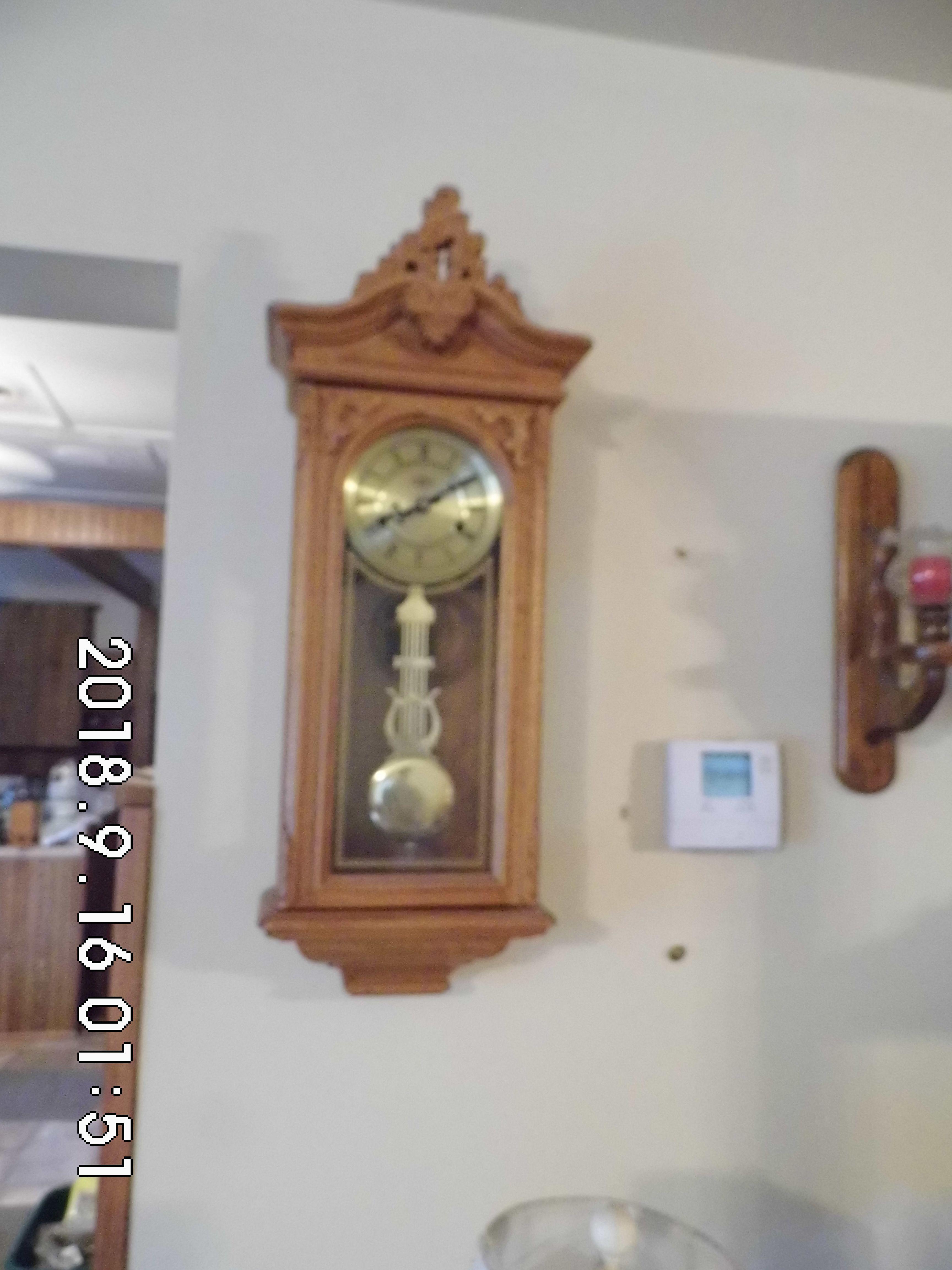 Chimer Wall Clock