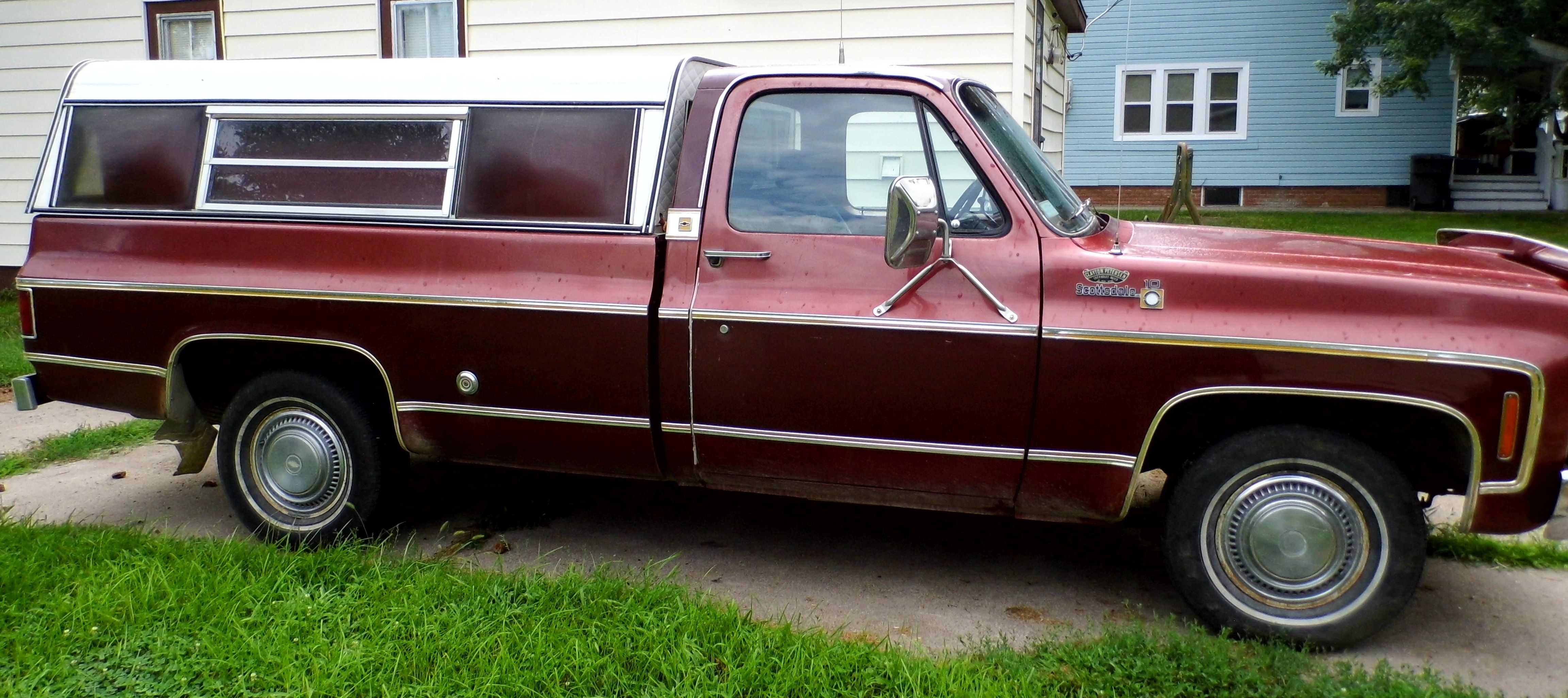 2.2 Chevy PU