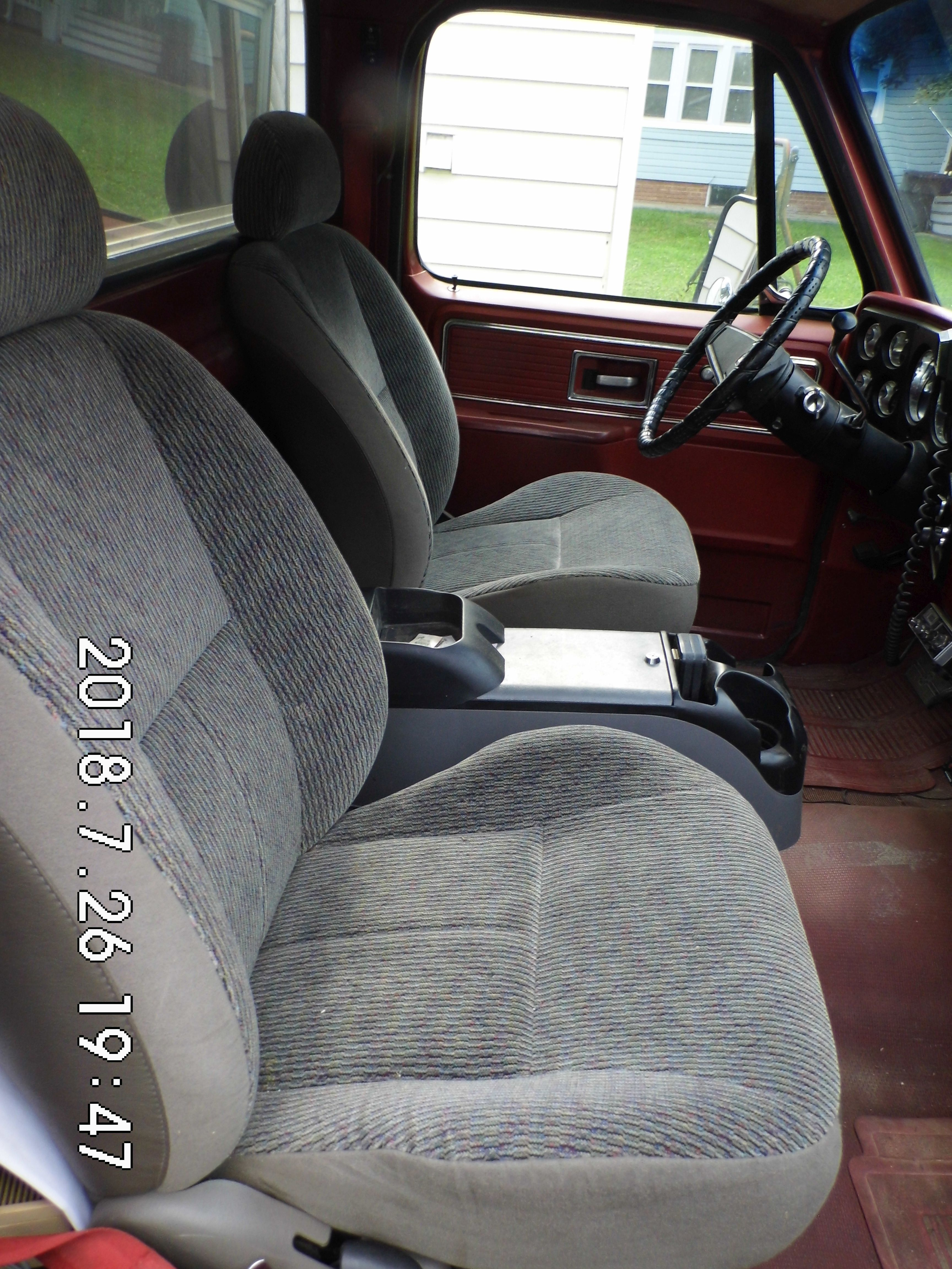 2.3 Chevy PU