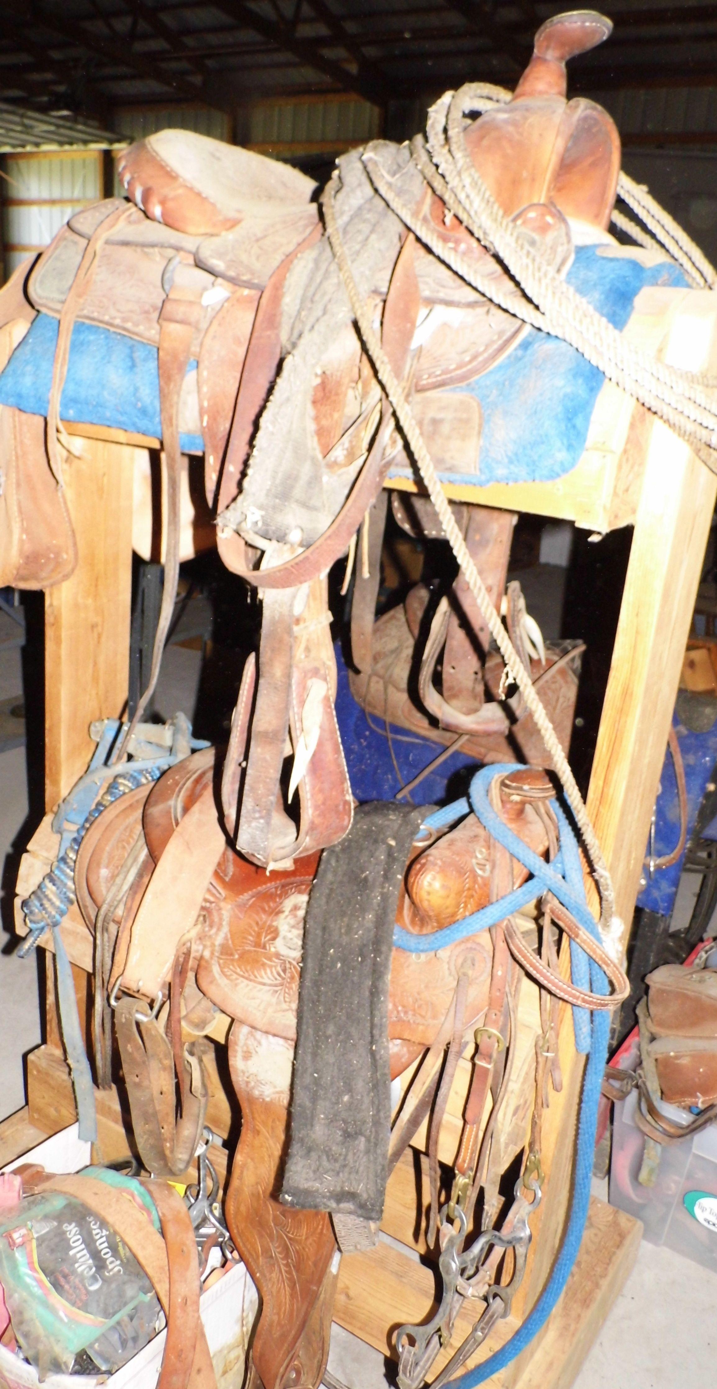 4.3 Roping Saddle top