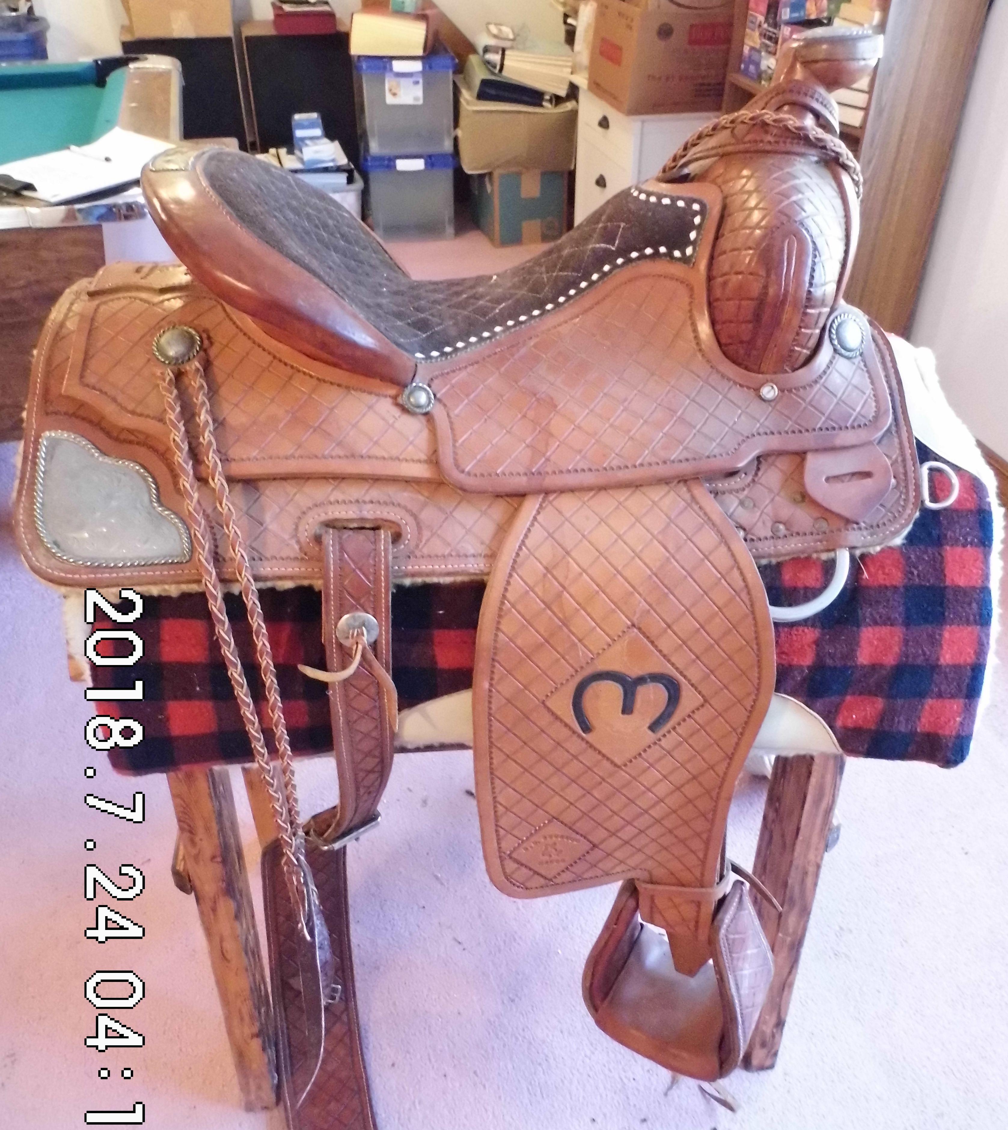 5.2 Custom Made Saddle