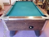 7 Coin Op Pool Table