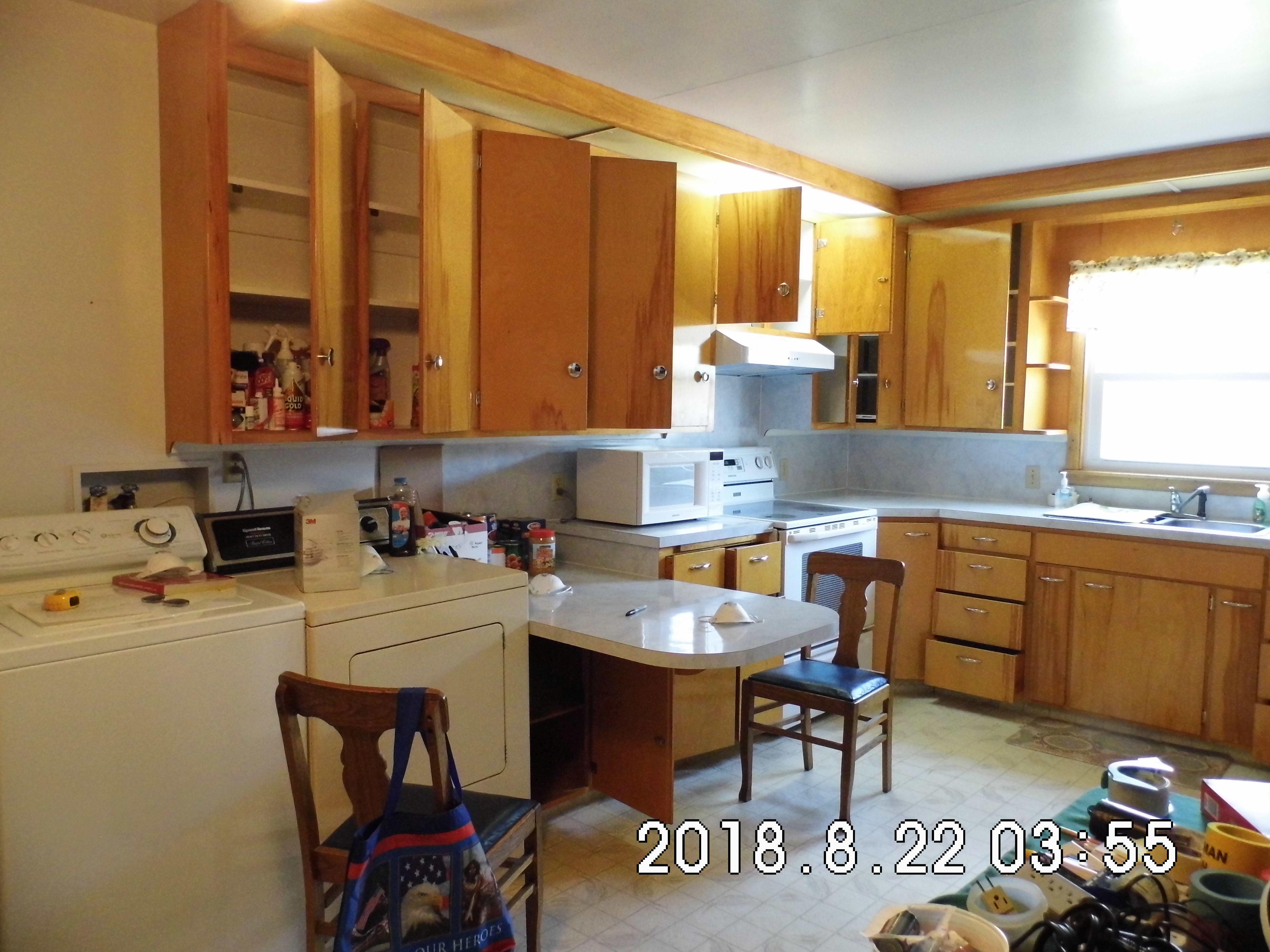 3.1 303 Elm St. Kitchen Cabinets