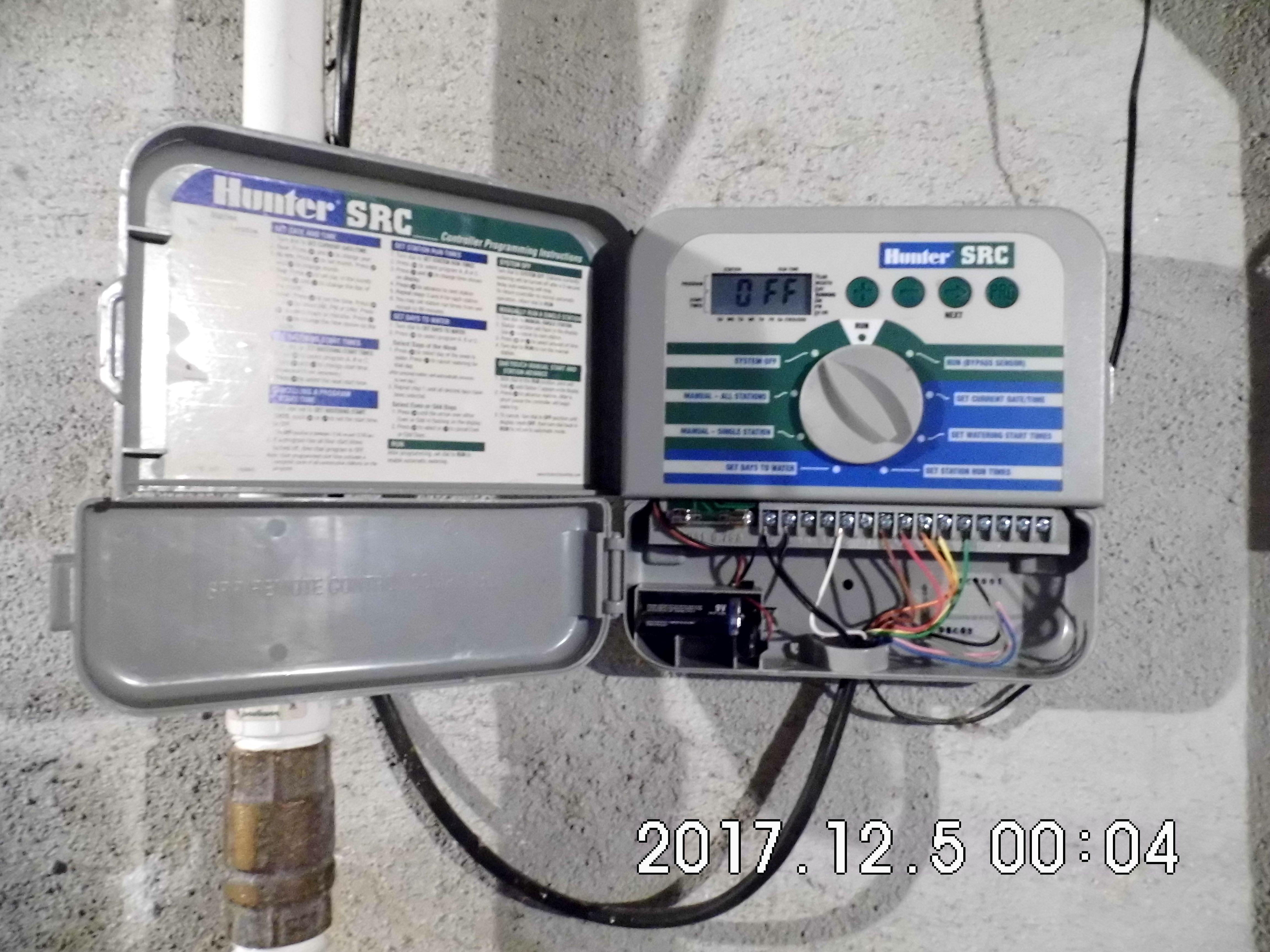 02.3 UG Sprinkler Controller