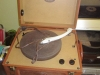 45 RPM record player