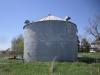 5 York Grain bin